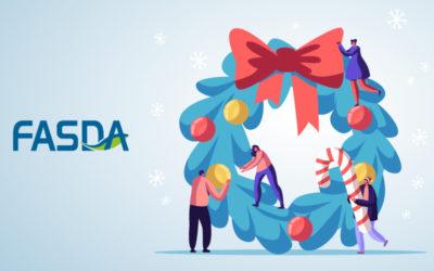 I migliori auguri di buone feste dal Fondo FASDA