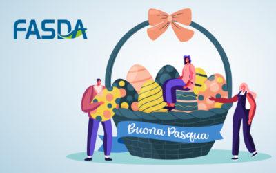 Buona Pasqua dal Fondo FASDA!
